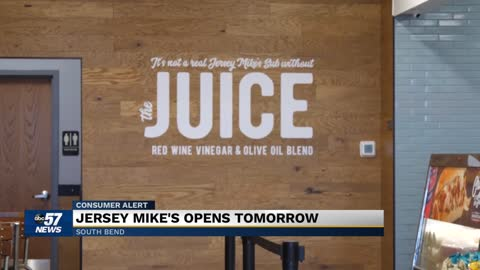 Jersey Mike's Subs celebrating new South Bend location with fundraiser