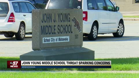 Parents are scared after email threats circulate around Mishawaka school