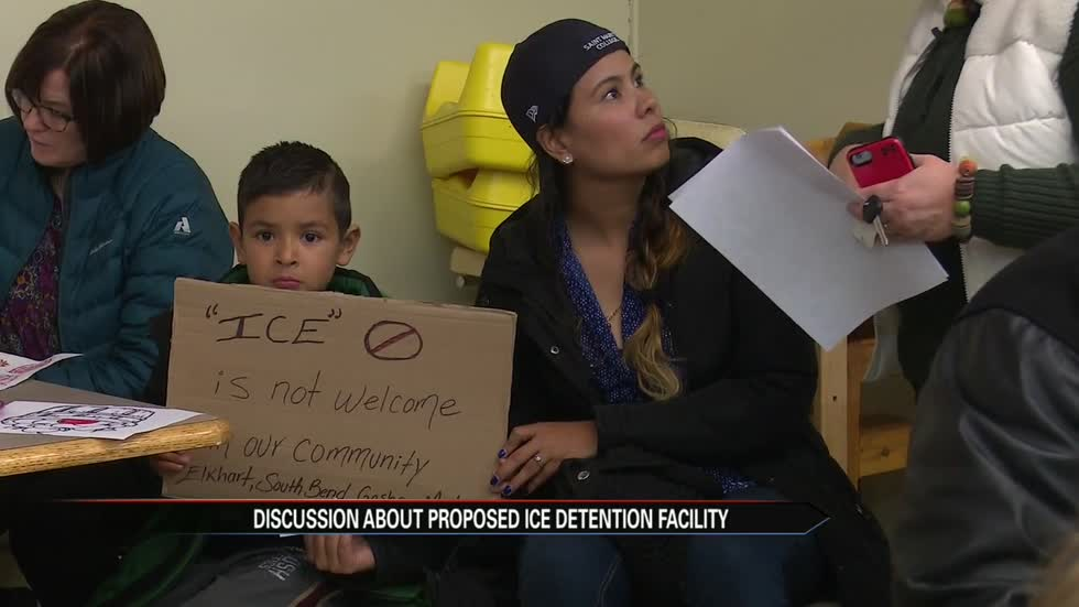 Joining forces to oppose immigration detention center
