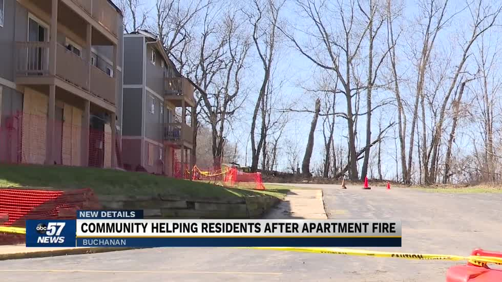 Organizations, businesses helping West Wind fire victims