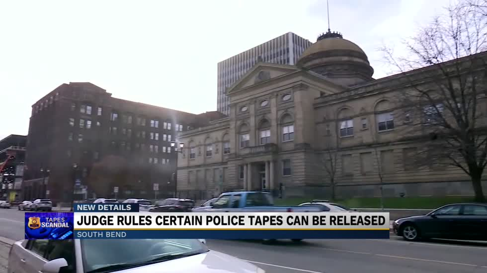 Judge rules certain police tapes can be released