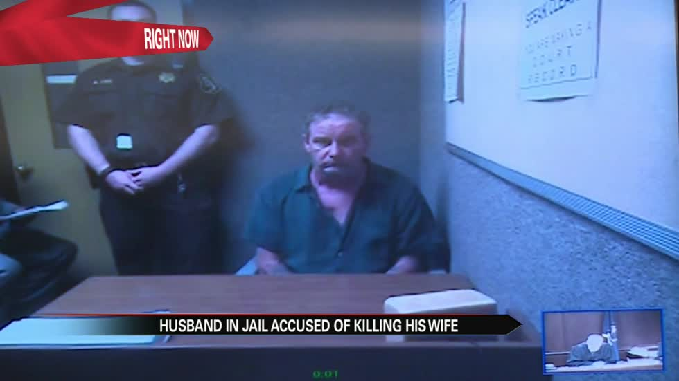 Judge sets $1 million bond for Niles man accused of killing his wife