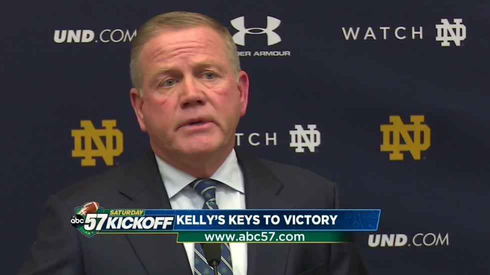 Kelly's Keys to Victory: Navy