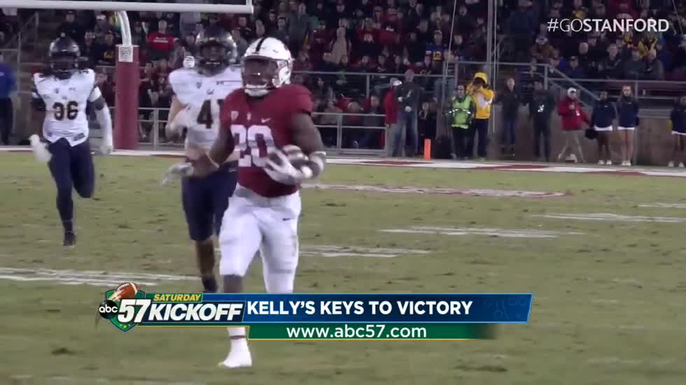 Kelly's Keys to Victory: Notre Dame vs. Stanford