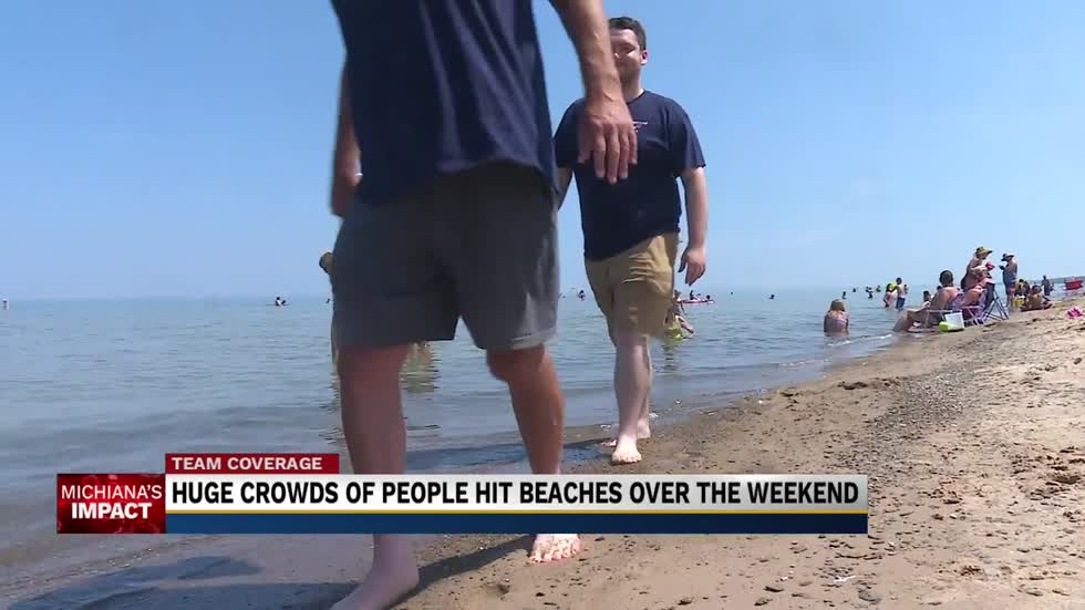 Lake Michigan tourism booming