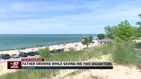 Lakeville man drowns at Lions Park Beach trying to save his two...
