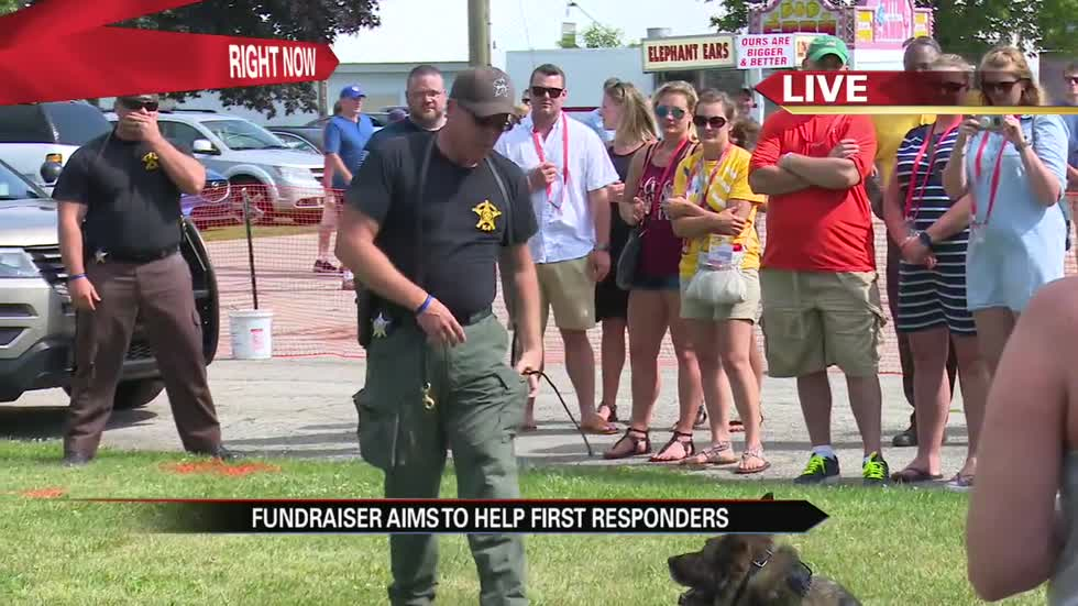 LaPorte fundraiser hopes to bring in $30,000 for first responders