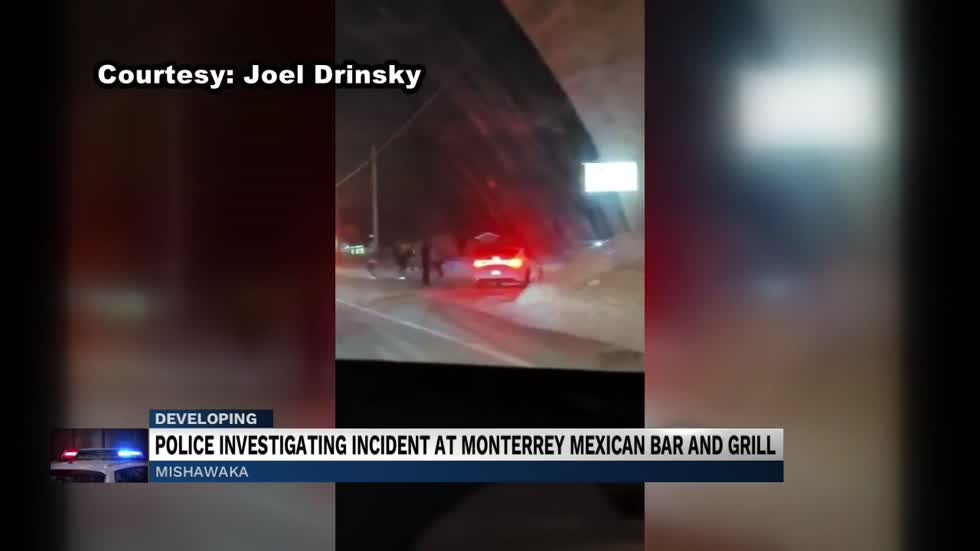 Large crowd at Monterrey Mexican Bar and Grill prompts police investigation