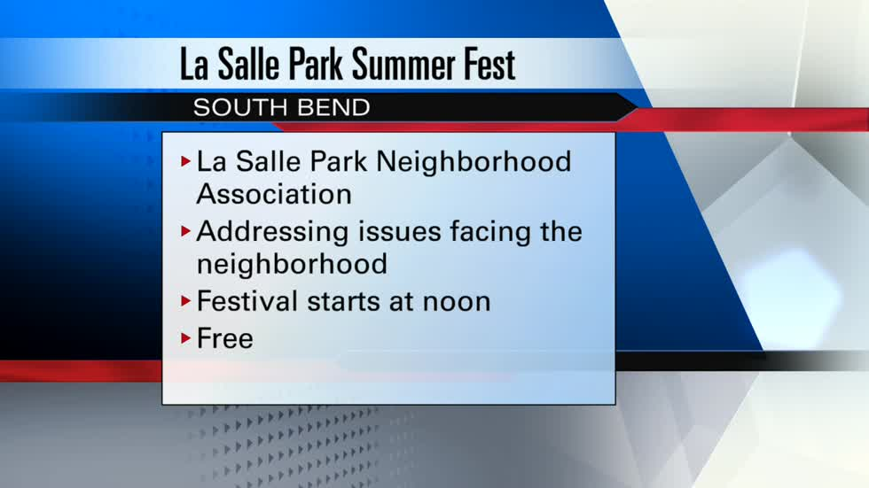 LaSalle Park's first event hopes to bring the neighborhood together