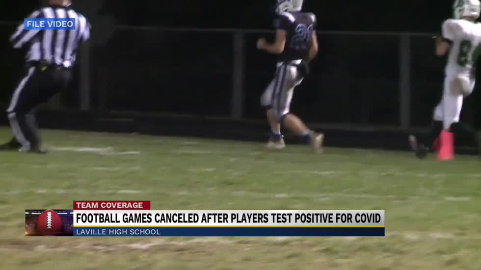 LaVille Lancers cancel season opener due to COVID-19