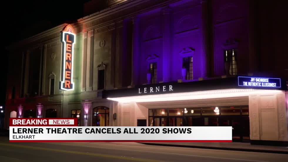 The Lerner Theatre closes the curtain on 2020