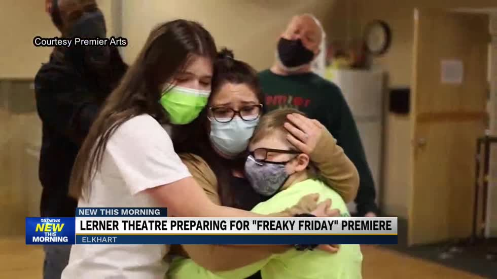 The Lerner Theatre welcomes back live entertainment with Freaky Friday!