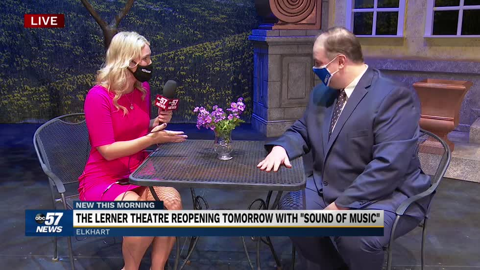 "Lerner Theatre reopening with ""The Sound of Music"" 2"