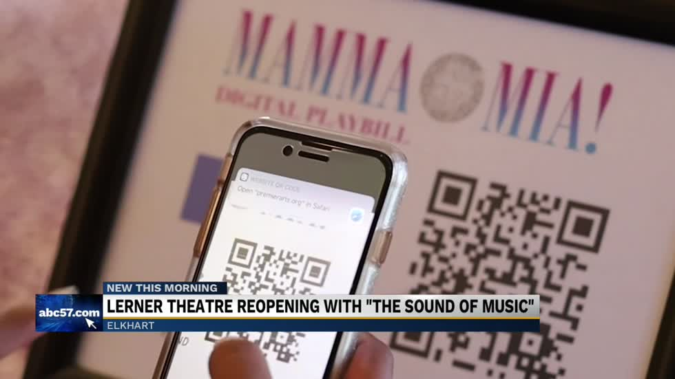"Lerner Theatre reopening with ""The Sound of Music"" 4"