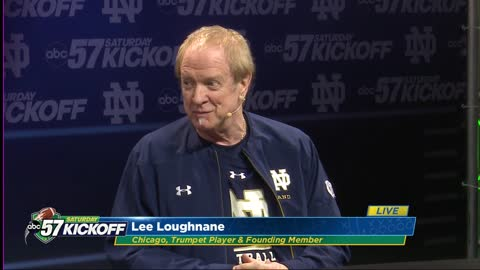 Live with Chicago's Lee Loughnane