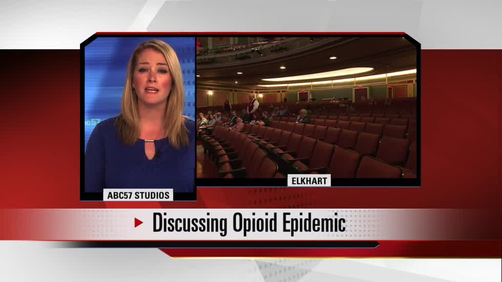 Local and state leaders talk opioid crisis