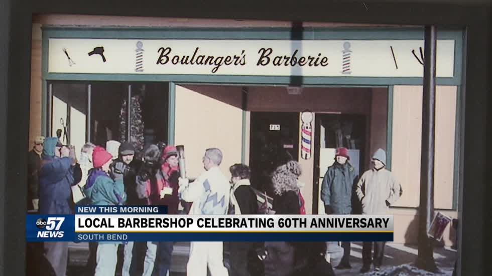 Local barbershop celebrating 60th anniversary