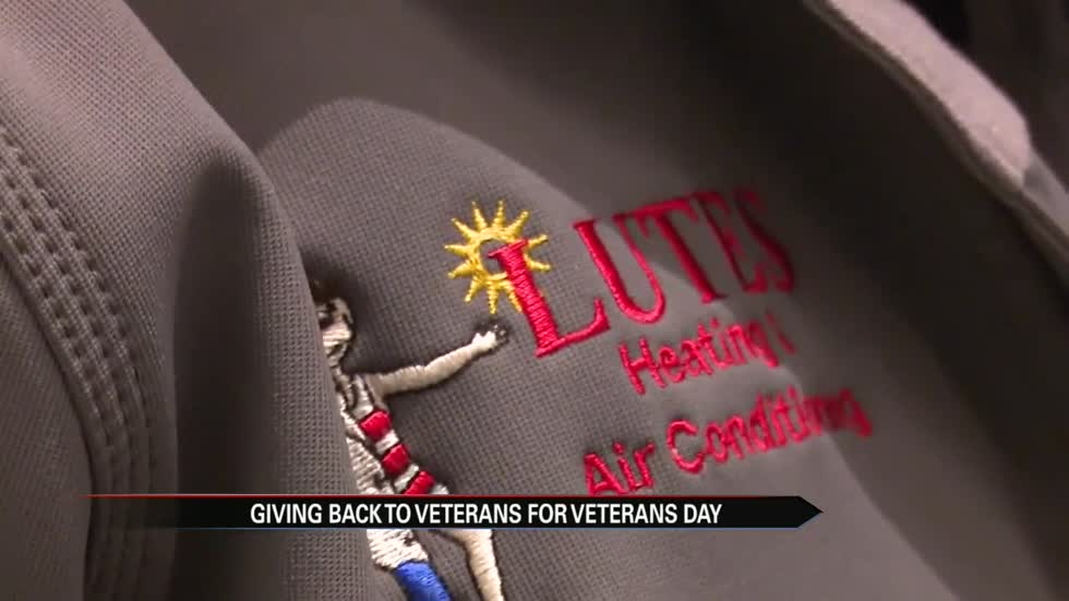 Local business offers free month-long service for veterans
