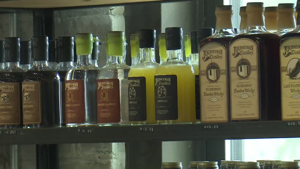Local distillery excited for new benefits of tax reform bill