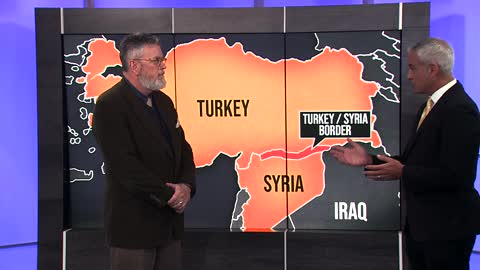 Local international relations expert weighs in on air strikes in Syria