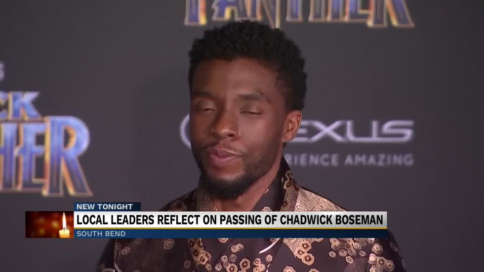 Local Leaders remember Chadwick Boseman's impact