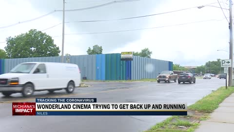Local movie theatre reimagining the way it does business 1