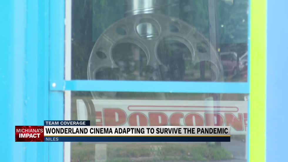 Local movie theatre reimagining the way it does business