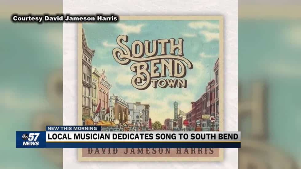 An ode to South Bend: Local musician pays homage to town in new song