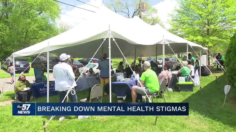Local organizations come together to talk about mental health