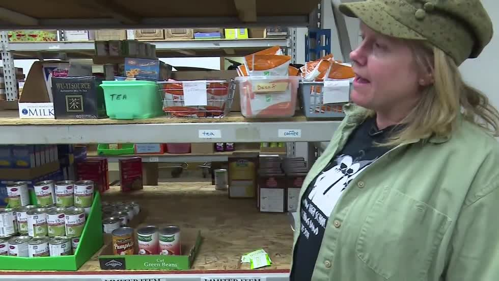 Local pantry needs donations to feed over 180 families