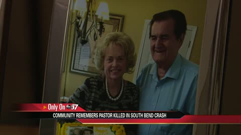 Local pastor killed in crash leaves behind a legacy of love