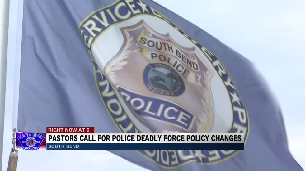 Local pastors ask for more changes to the revised Use of Force Policy