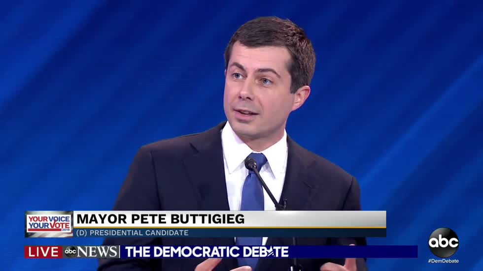 Local political expert reflects on Buttigieg's debate performance