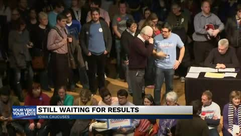 Local political expert responds to delay in Iowa caucus results