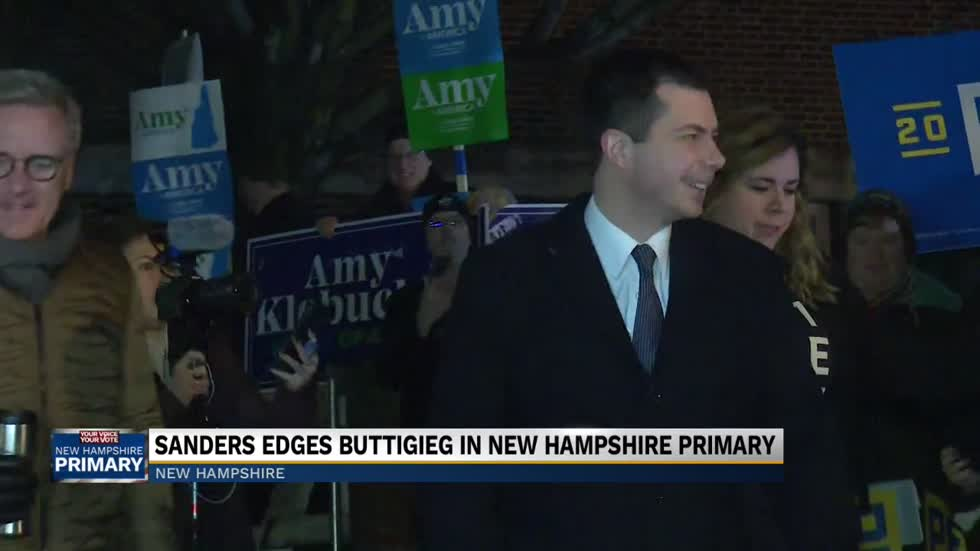 Local political expert weighs in on Buttigieg's performance in New Hampshire primary