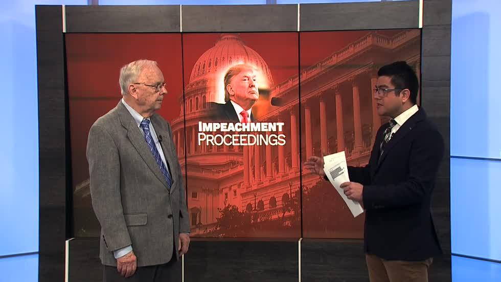 Local political expert weighs in on House impeachment vote