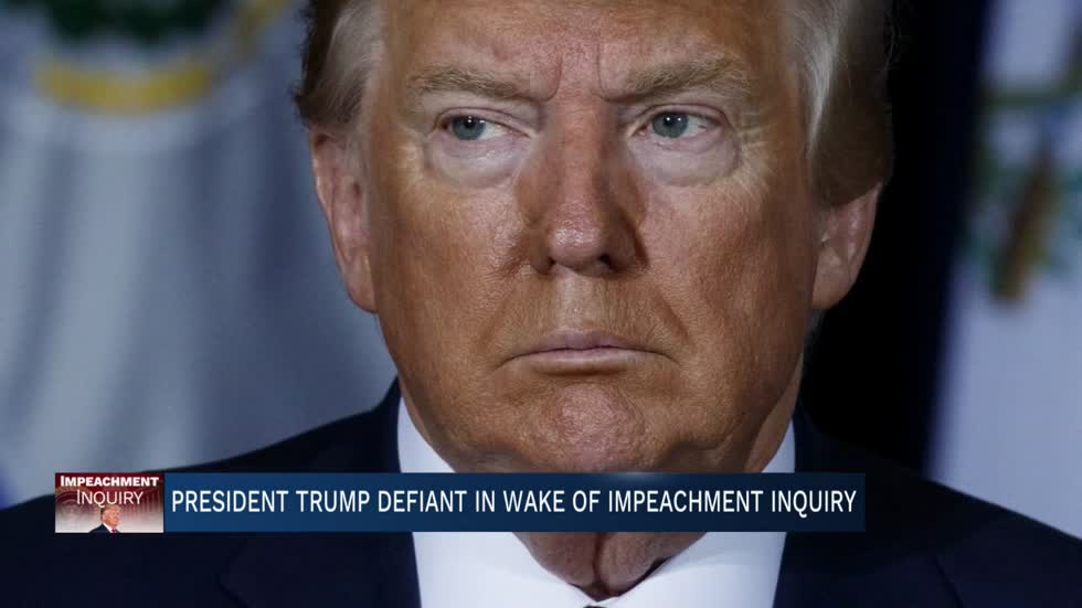 Local political expert weighs in on Trump impeachment inquiry