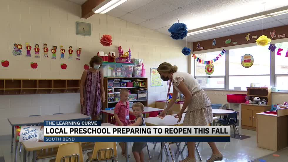 Local preschool preparing to reopen this Fall