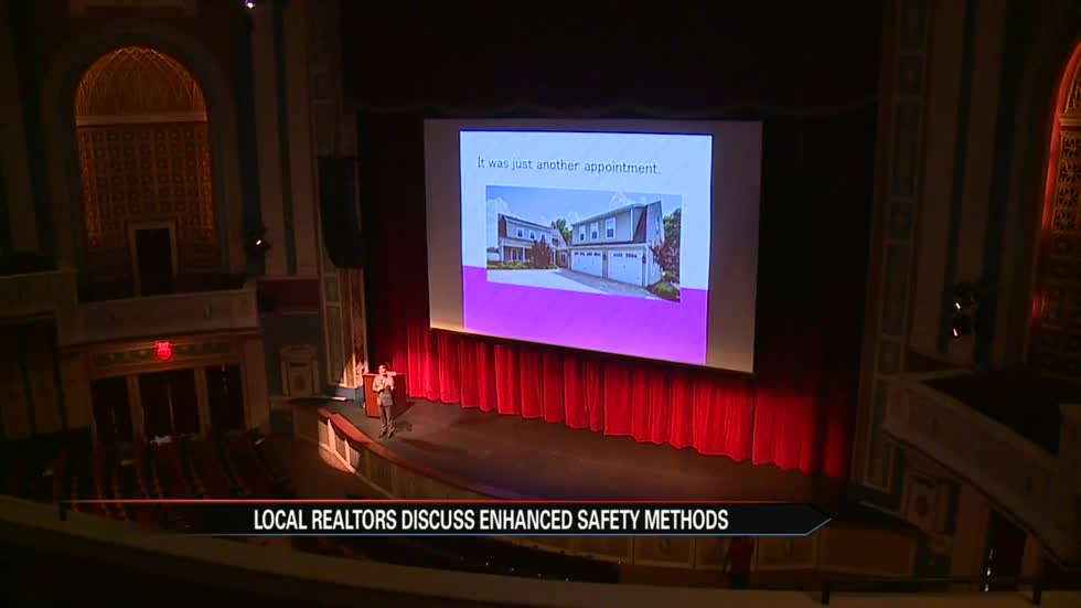 Local realtors hold safety seminar
