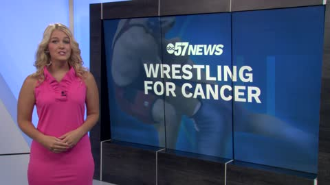Local wrestling benefit raises money to fight cancer  1