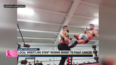 Local wrestling benefit raising money to fight cancer