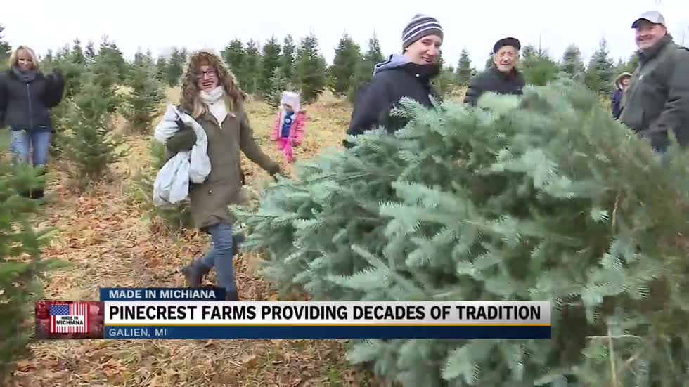 Made in Michiana: Pinecrest Tree Farm
