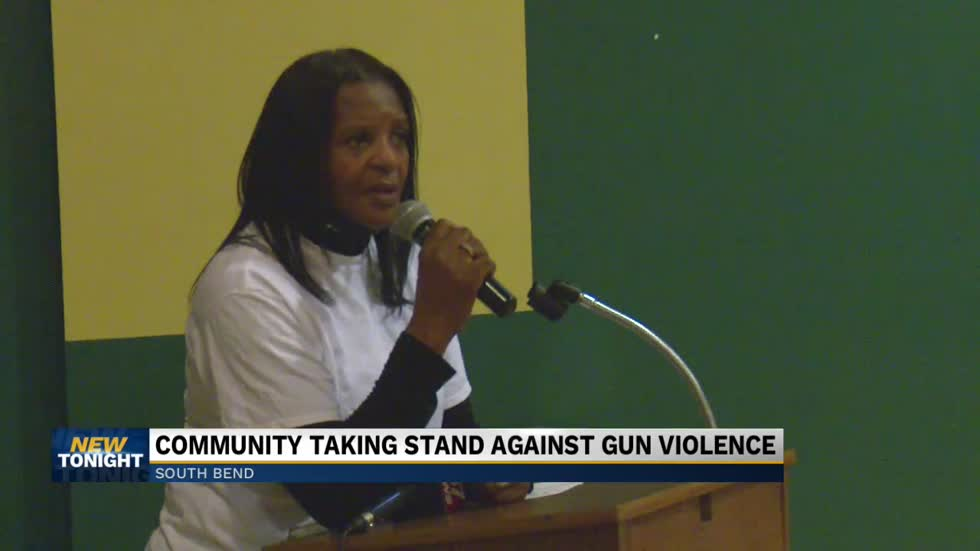 Community organization works to end gun violence