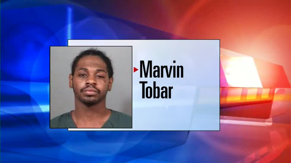 Man accused of firing shots Sunday evening arrested