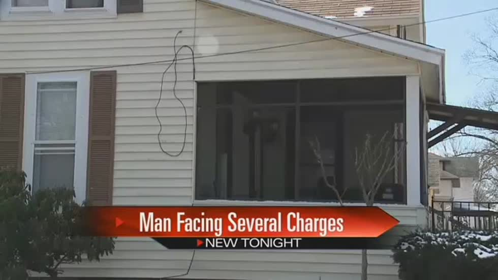 Man held hostage in Dowagiac home