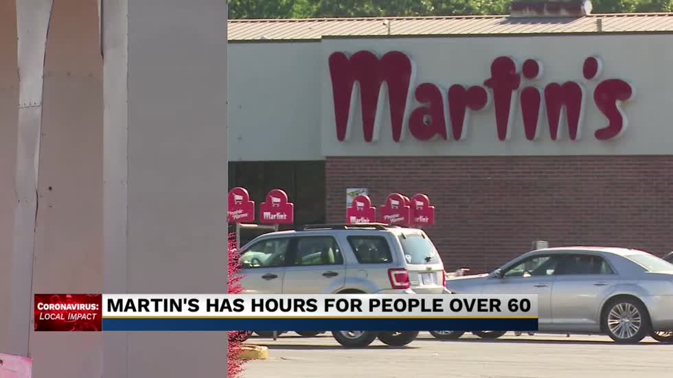Martin's Super Markets to adjust open hours to ensure safety of at