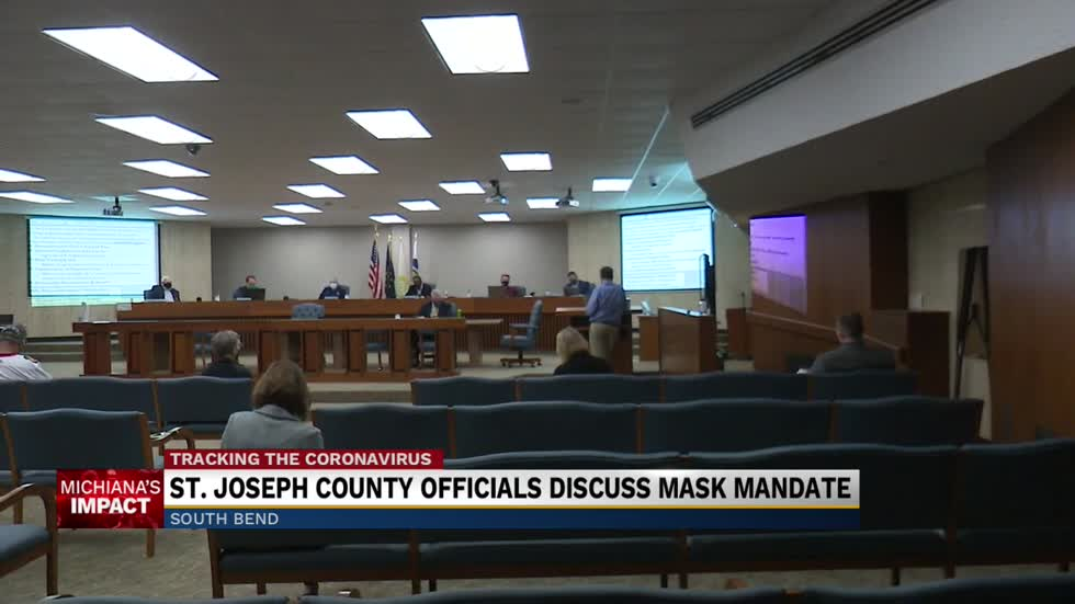 New mask mandate passed by the St. Joseph County Common Council