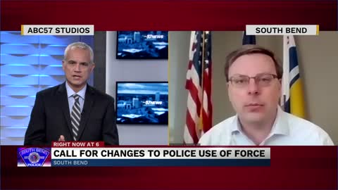 Mayor James Mueller on revised South Bend Police Department Use of Force Policy
