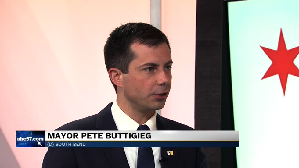 Mayor Pete Buttigieg gives update on South Bend issues