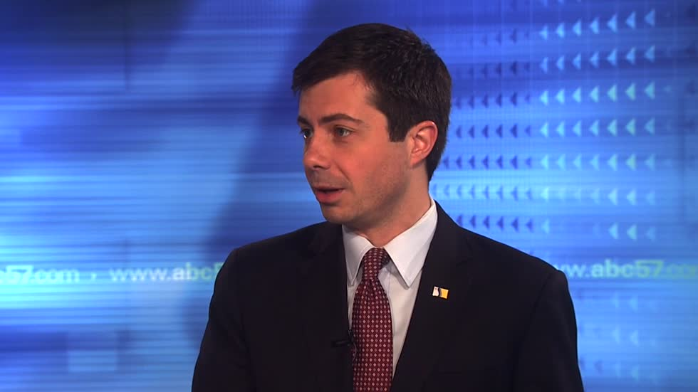 Mayor Pete Buttigieg talks about 2018, G7 summit, and the future of the Democratic Party